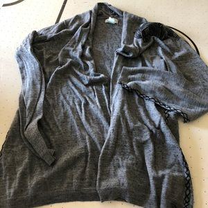 Maurices Cardigan Long Sleeve Plus Size 0